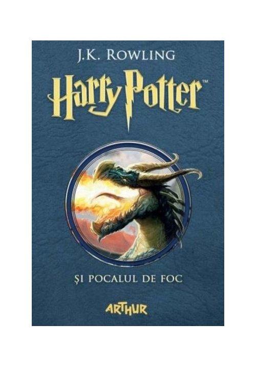 Harry Potter și Pocalul de Foc-J.K.Rowling