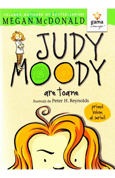 Judy Moody are toane