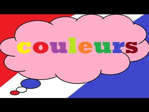Les couleurs (culorile)