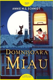 Domnisoara Miau – Editura Arthur