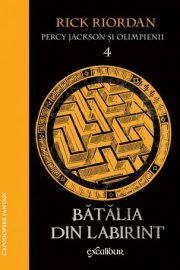 Percy Jackson și olimpienii- bătălia din labirint