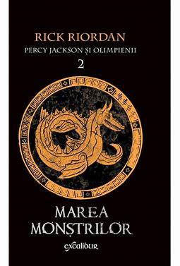 Percy Jackson și olimpienii- marea monștrilor
