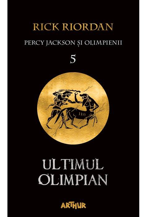 Percy Jackson și olimpienii- ultimul olimpian
