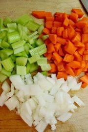 Prelucrarea primară a legumelor