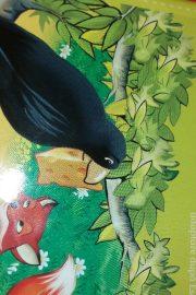Corbul si vulpea – [8]