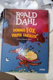 Domnul FOX, vulpoi fantastic – [3]