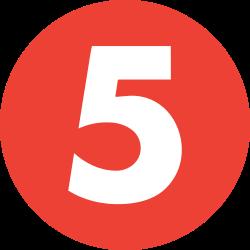 Inmultirea cu 5 – [31]