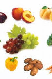 Vegetables and fruits – [2]