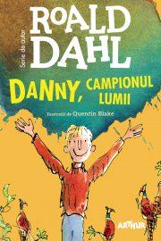 Danny, campionul lumii, Roald Dahl (Editura Arthur) – 3