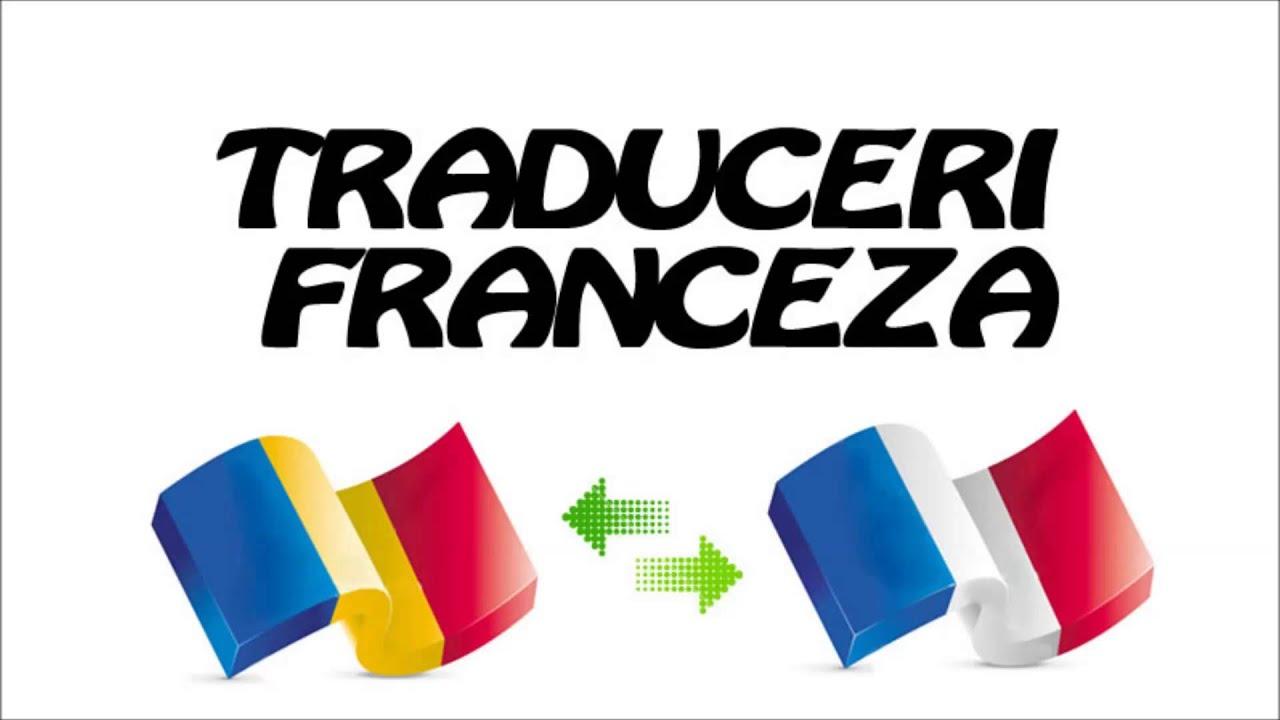 Traducere romana-franceza