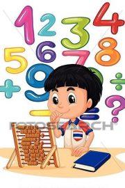 Adunarea numerelor de la 0 la 10