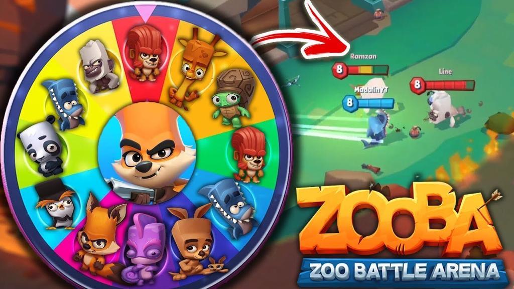 Jocul Zooba
