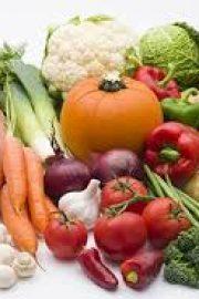 Vegetables – [6]