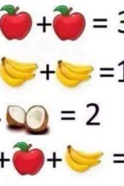 Matematică distractivă – [77]