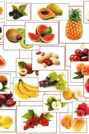 Silabe cu fructe