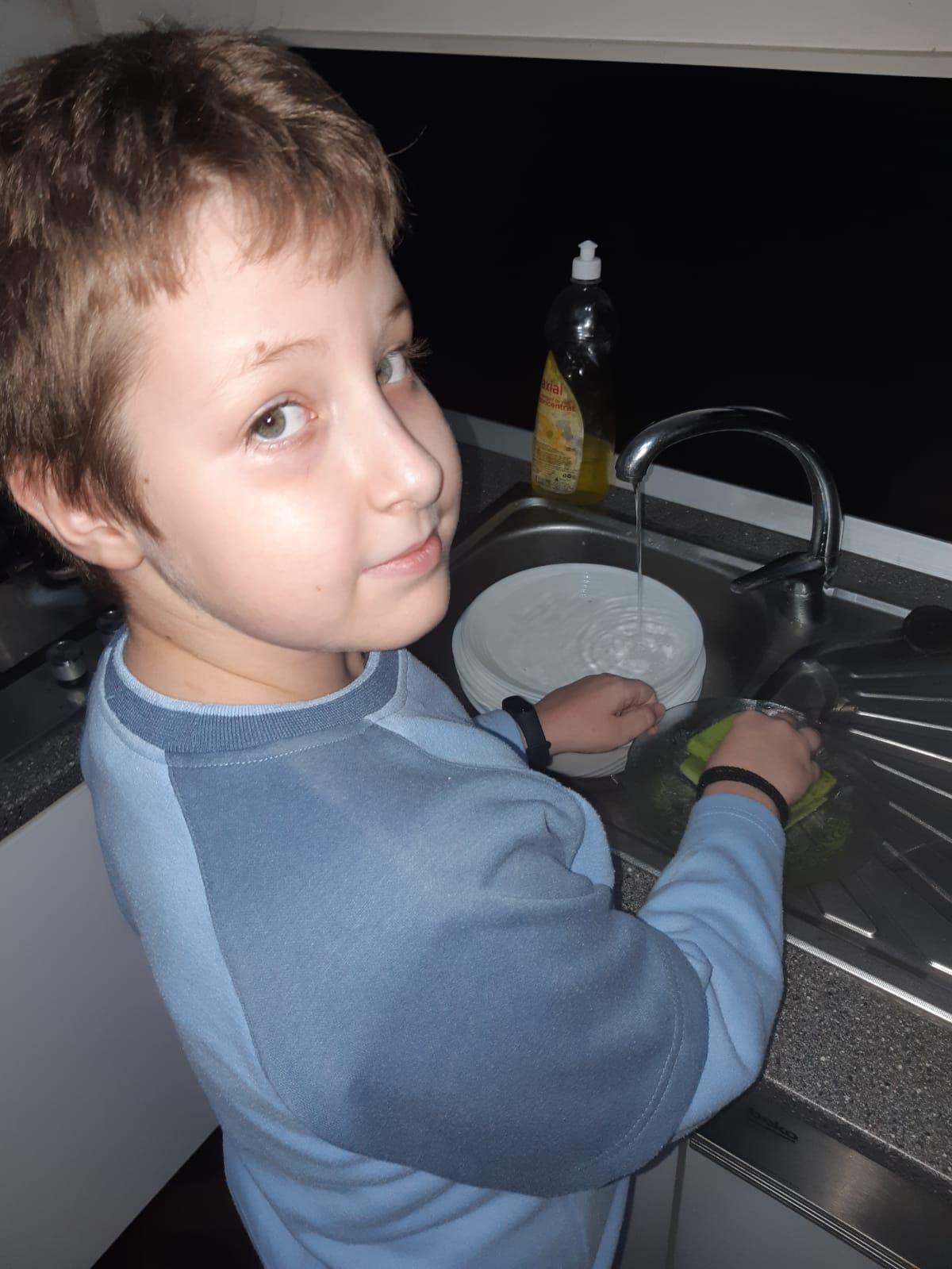 Spălarea vaselor