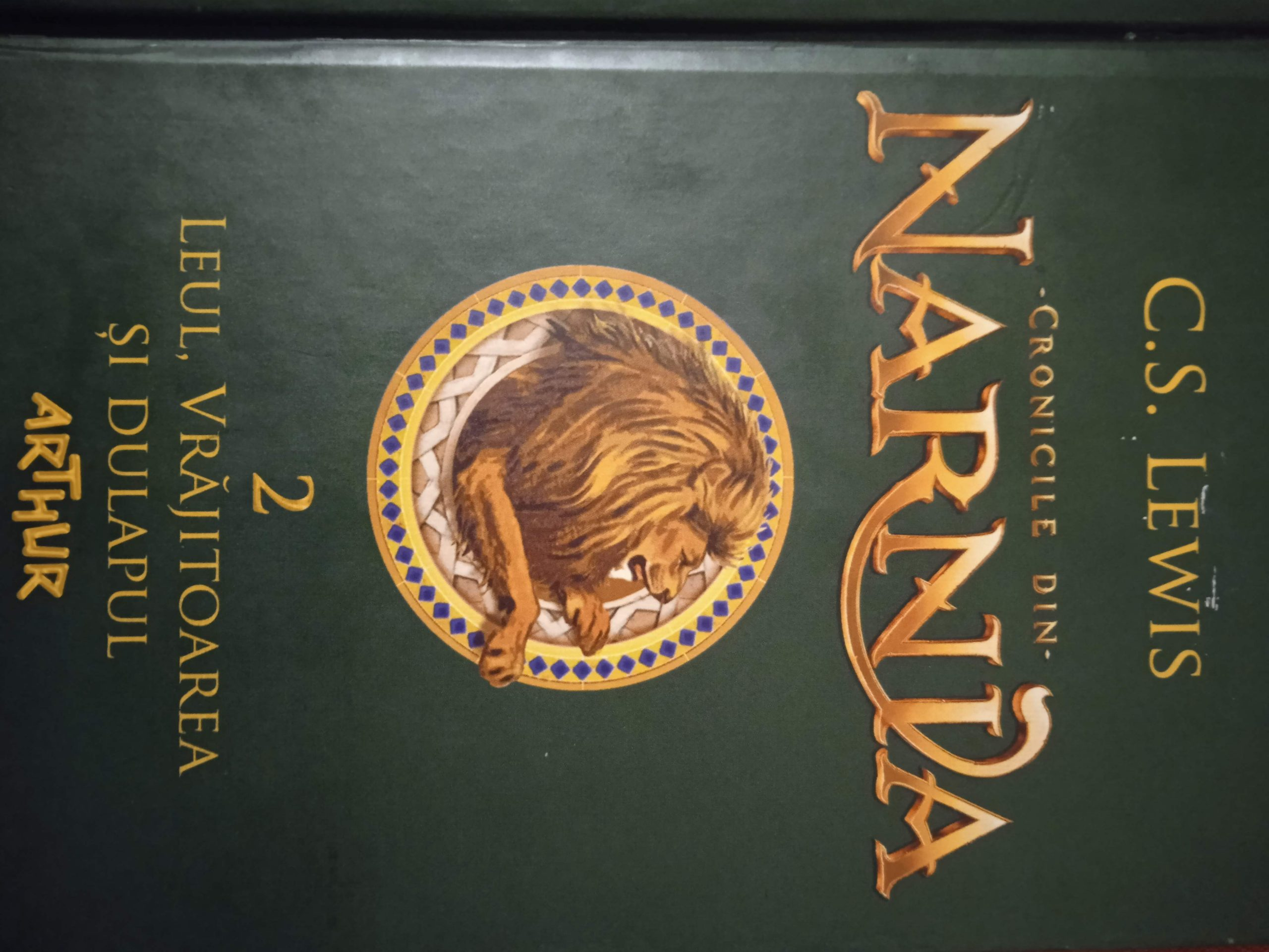 Cronicile din Narnia vol 2 – Leul, vrăjitoarea și dulapul