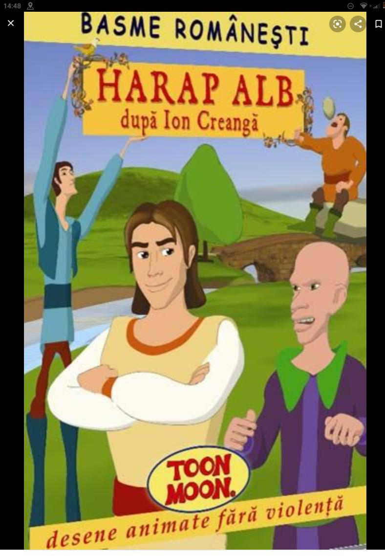 Harap-Alb și matematica