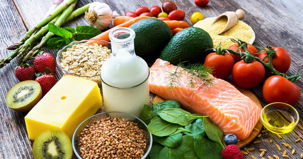 Healthy Food – [3]