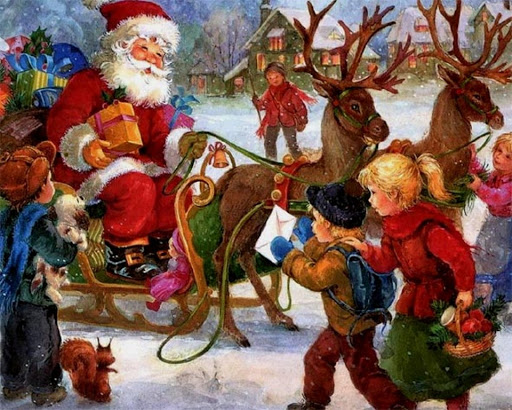 """""""Moș Crăciun"""" 2"""