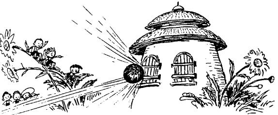 Aventurile lui Habarnam- capitolul XVIII