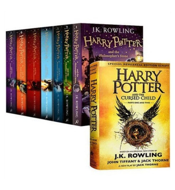 Harry Potter 1-8