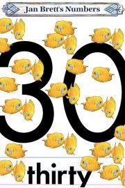 Matematică uşoară adunări şi scăderi cu 30