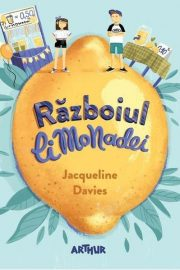 Războiul Limonadei de Jacqueline Davies