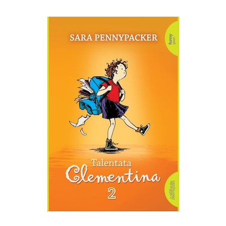 """ Talentata Clementina """