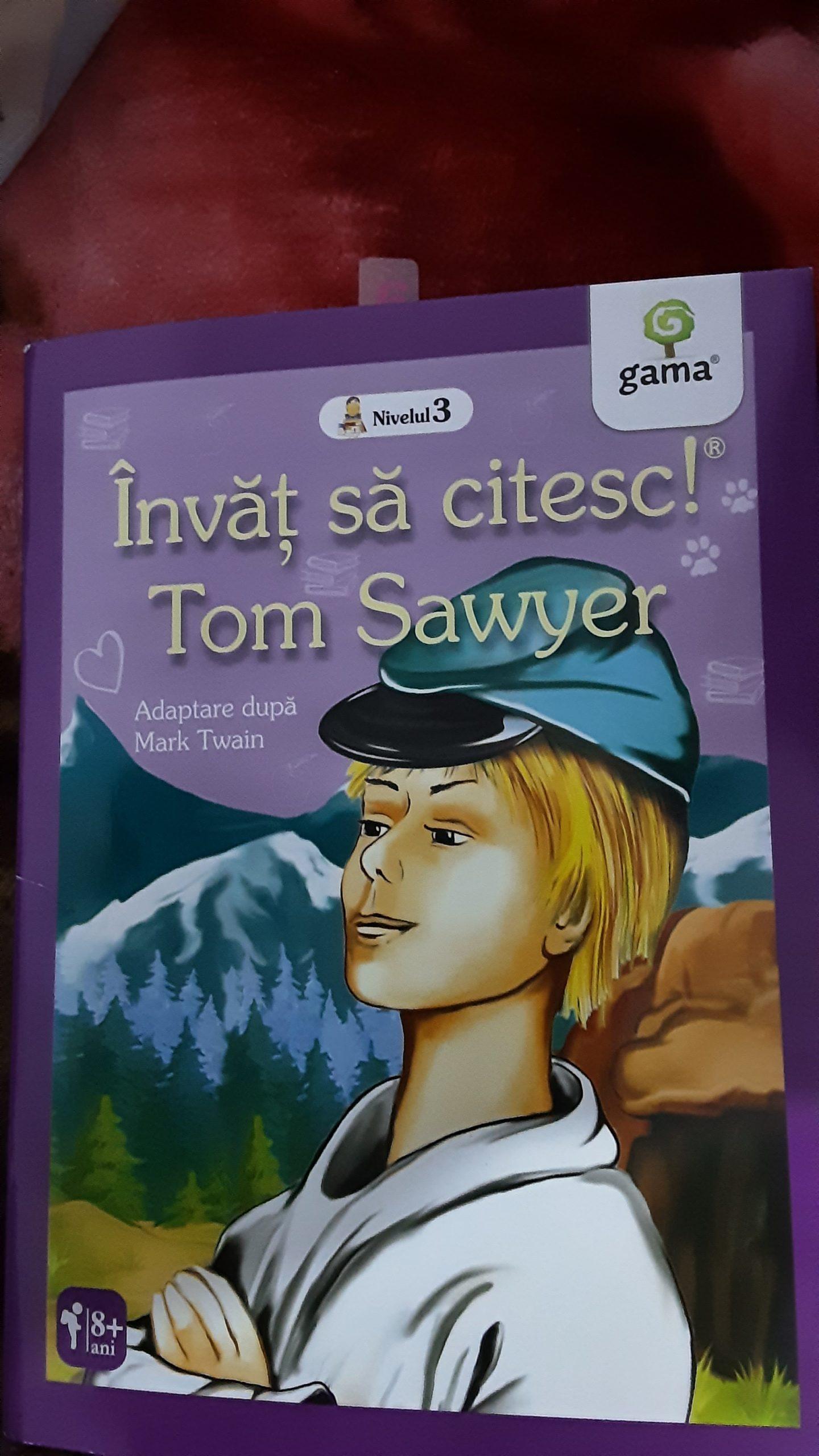 Tom Sawyer – [2]