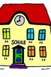 Wir lernen Deutsch 1. – Die Schule