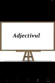 Adjectivul – [11]