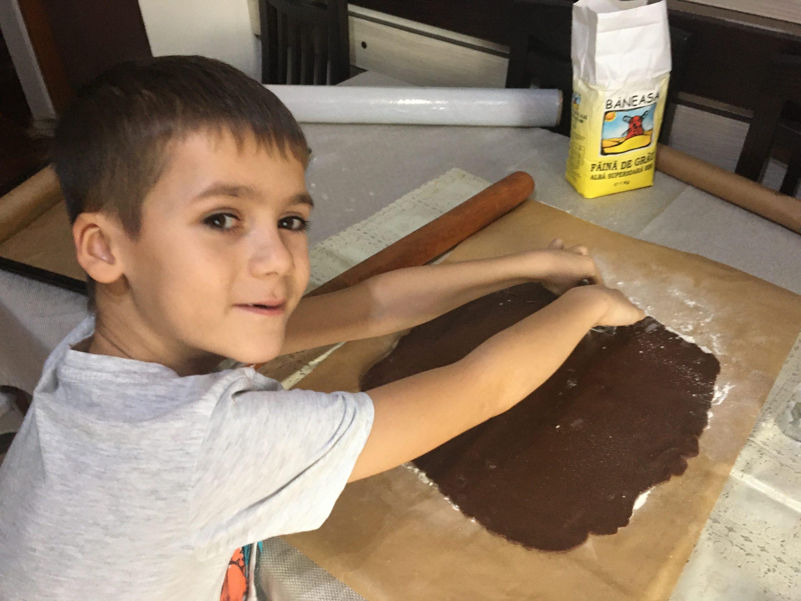 Ajut la facut tarta