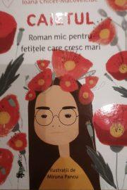 Caietul Roman mic pentru fetițele care cresc mari