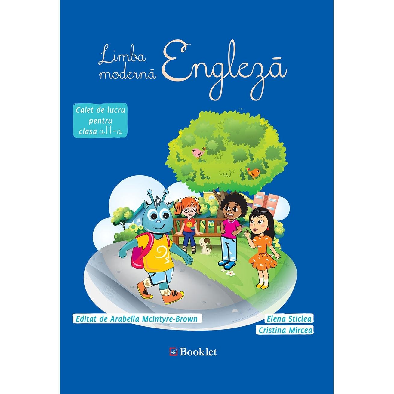 Engleză pentru Clasa II – [2]