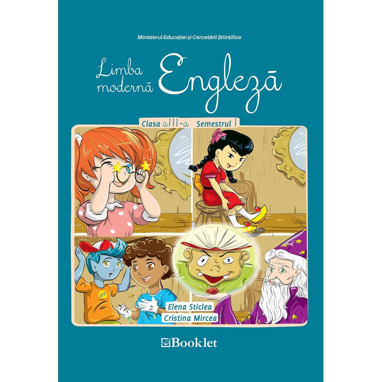 Engleză pentru Clasa III