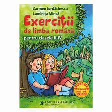 Evaluare gramatica limbii romane clasa a II a