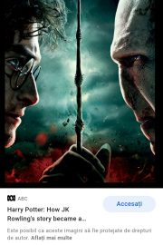 Test Harry Potter