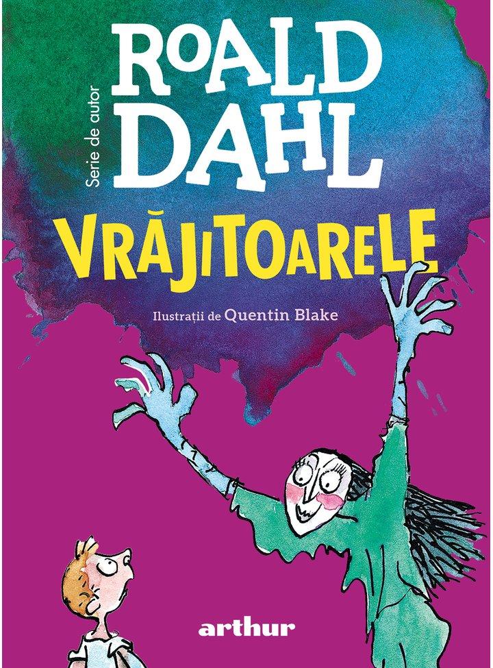 Vrăjitoarele de Roald Dahl