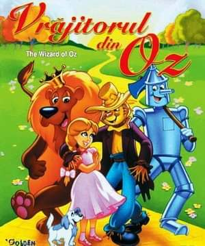 Vrăjitorul din Oz(1)