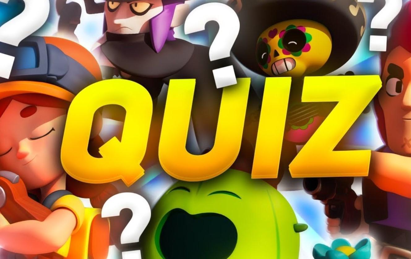 Brawl Stars Quiz (Pentru pro)