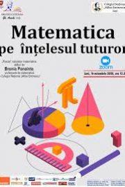 Matematica pe intelesul tuturor – [2]