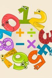 Matematica pentru cei mici!