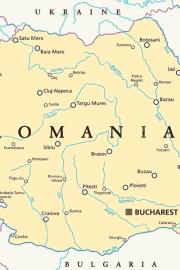 România – limite și vecini